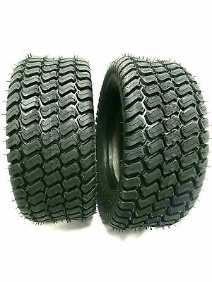 £71.05 • Buy TWO New - 18x8.50-8 4P Lawn Tractor Tires Turf Master Style 18x8.5-8 FREE SHIP