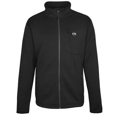 Gill Knit Fleece Jacket For Men - Warm Sailing Winter • 49.95£