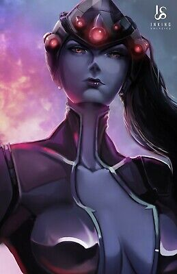 AU9.65 • Buy Widowmaker Overwatch Game Poster | Exclusive Art Painting | NEW | USA