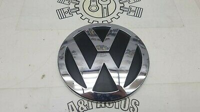 Vw Touareg 7l Facelift Rear Badge Emblem In Chrome 7l6853630a '07-10 • 33.80£