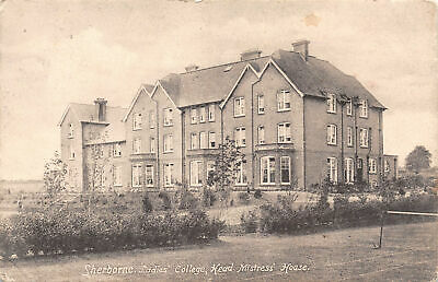 R134353 Sherborne. Ladies College. Head Mistress House. Friths Series. No. 51334 • 6.75£