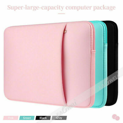 AU18.99 • Buy For MacBook Retina Air Pro 11 12 13 15 Notebook Laptop Carry Sleeve Bag Pouch