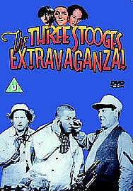 The Three Stooges Extravaganza - Dvd - New Sealed -  Free Post ! • 6.99£