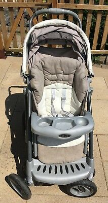 Graco Travel System Model 1752463 • 30£