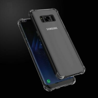 $ CDN8.83 • Buy For Samsung Galaxy S7 Shockproof Soft Clear Case Phone Cover S7