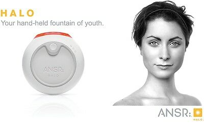 ANSR:Halo. Red Infrared Photo-LED Light Therapy For Anti-Aging, Wrinkles. NEW! • 42.85£