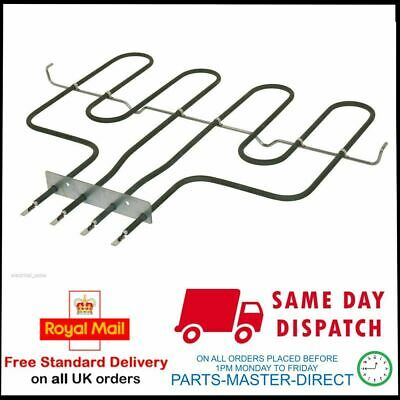 Fits Hotpoint Creda Oven Grill Dual Cooker Heater Element 2660 Watts C00230133 • 21.99£