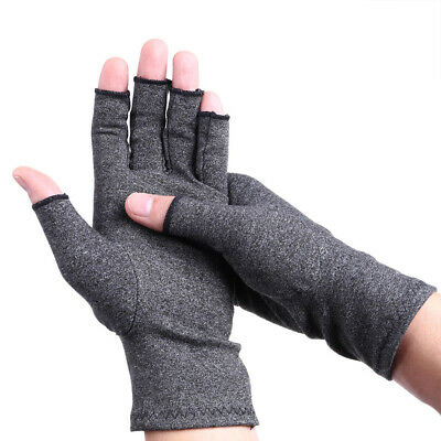 Anti Arthritis Gloves Hand Support Pain Relief Compression Computer Typing • 4.89$