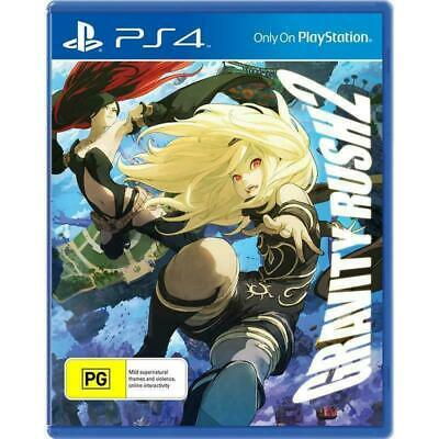 AU14.99 • Buy Gravity Rush 2 PS4 Playstation 4 Game - Disc Only