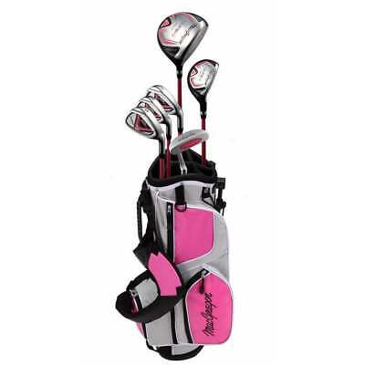 AU189.95 • Buy MacGregor Tourney Junior Golf Clubs Package Set For Girls Ages 9-12 Right Hand