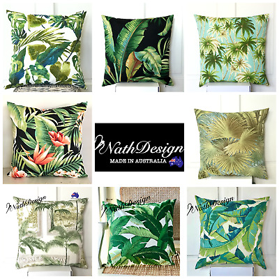 AU49.50 • Buy Tropical Outdoor Cushion Covers SQUARE Or OBLONG Tommy Bahama Richloom