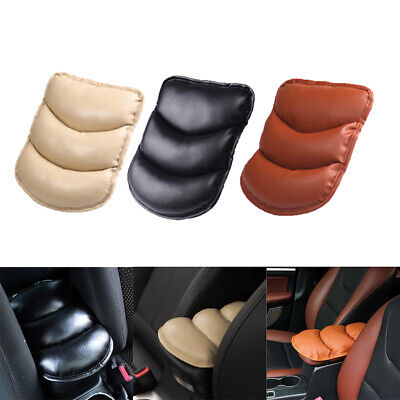 $7.49 • Buy Car Accessories Car Center Armrest Console Box Leather Soft Cushion Pad Cover