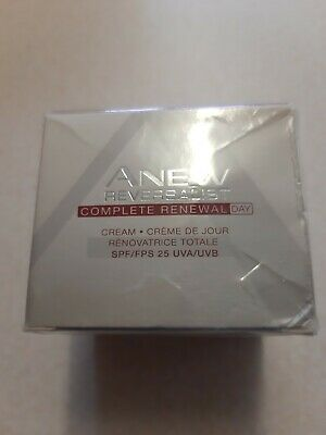 £14.99 • Buy Avon Anew Reversalist Complete Renewal Day Cream SPF25 50ml Sealed Imperfect Box