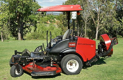 AU12150 • Buy Toro 7210 Zero Turn 72  Lawn Mower 35hp Diesel + Rear BLOWER