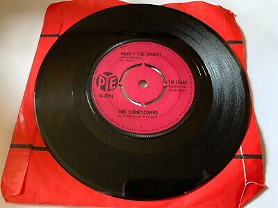 The Honeycombs – Have I The Right? 1964 UK PRESS VG/VG • 5£