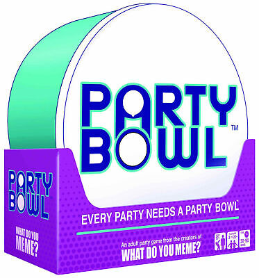 AU35.90 • Buy Party Bowl (by What Do You Meme)  - BRAND NEW