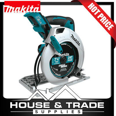 AU349 • Buy Makita Circular Saw 36v (2x 18v) 185mm Blade XSH01Z TOOL ONLY