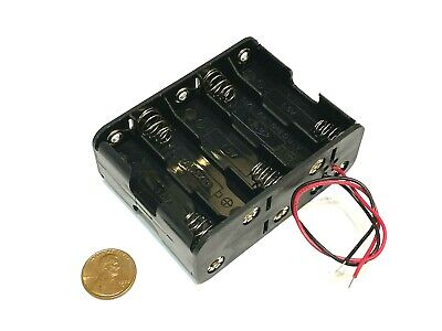 £5.77 • Buy 1 Piece  Battery Holder Box Case Wired 10 X AA 12V 15V 10aa Back To Back  C38