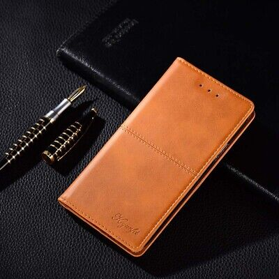 AU14.95 • Buy For Nokia 7.2/6.1/7.1/8.1/5.1 Plus Case Magnetic PU Leather Wallet Cover Slots