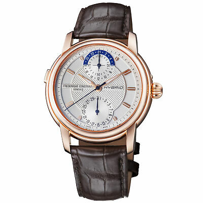 Frederique Constant Classic Hybrid Manufacture Automatic Men's Watch FC-750V4H4 • 1,395$