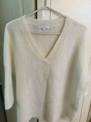 $ CDN45 • Buy Women's Anthropologie Second Female Sweater Size Large Cream