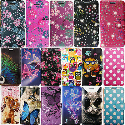 £3.96 • Buy For Samsung Galaxy S9 Pu Leather Wallet Book Flip Luxury Slots Phone Case Cover