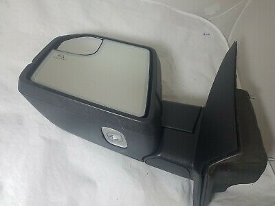 $229 • Buy 2015-2018 Ford F-150 Left Mirror, Power Fold, Turn Signal,,heat,auto Dim, Puddle