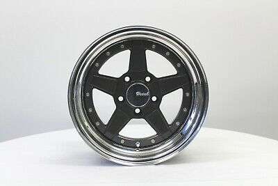 AU4198.95 • Buy 15  3piece D-476 Forged Alloy Wheel 15x7 & 8 EARLY HOLDEN TORANA UC  Made In Aus