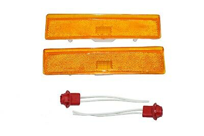 AU23.58 • Buy 2 Side Markers Corner Lamp Parking Light F150 F250 F350 Truck Pair F-150 80-86
