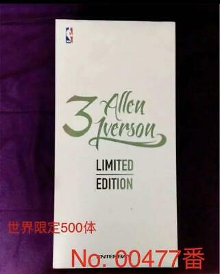 $1190 • Buy Enterbay NBA 1/6 Allen Iverson Real Masterpiece Limited Edition 500 Only Figure