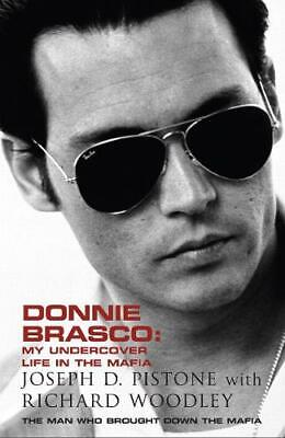 Donnie Brasco: My Undercover Life In The Mafia, D Pistone, Joseph, New Book • 10.89£