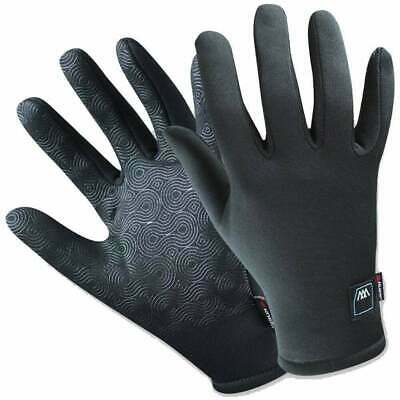 £21.99 • Buy Woof Wear Black And Navy Powerstretch Gloves Small To Extra Large In Stock