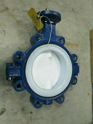 $225 • Buy Keystone Resilient Seat Butterfly Valve Fig# 920 6  Lug Type (New)