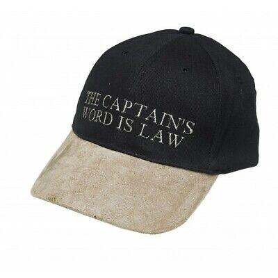 Captains Word Is Law Yachting Cap Nauticalia • 10.49£