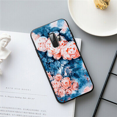 AU14.50 • Buy For Nokia 6.1 7.1 8.1 5.1 Plus 6.2 7.2 Case Flowers Pattern Soft TPU Cover