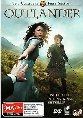 AU39.95 • Buy Outlander : Season 1 (DVD, 2015, 6-Disc Set), NEW SEALED AUSTRALIAN RELEASE