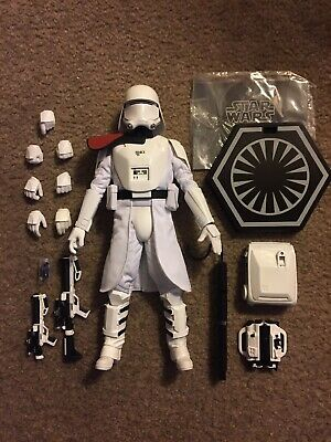 $159.99 • Buy Hot Toys Star Wars 1/6 First Order Snowtrooper Officer Figure