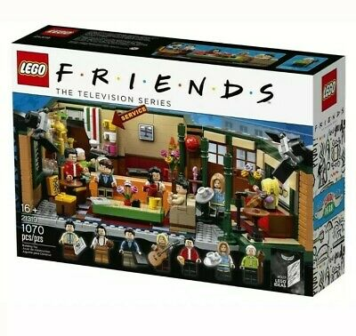 $95 • Buy Lego Ideas Central Perk 21319 Friends Set - In Stock - Brand New - Free Shipping