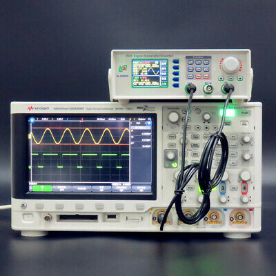 QLS2800S Function Signal Generator Counter Frequency Meter Digital Signal Source • 63.88$