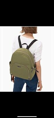 $ CDN179.25 • Buy Kate Spade New York Dawn Large Backpack (Color:Sapling)