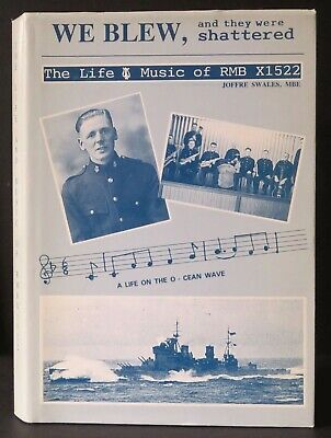 £30 • Buy Joffre Swales~We Blew, And They Were Shattered~Harold Wilson~Signed~UK~1st~DJ