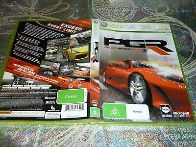 AU7.71 • Buy Project Gotham Racing 3 (xbox 360 Game, G) (p148673-4 A)