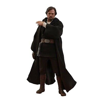 $249.99 • Buy Hot Toys Movie Masterpiece Star Wars Luke Skywalker Crait Sixth Scale Figure NEW