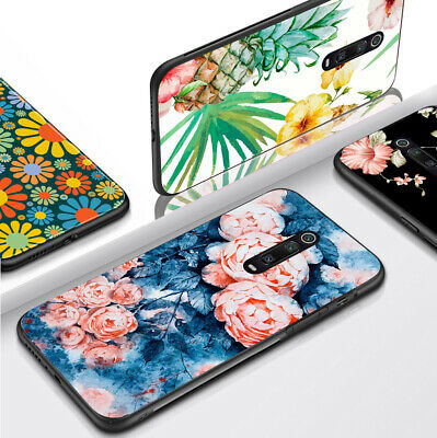 AU13.95 • Buy Nokia 6.1 7.1 8.1 5.1 Plus 6.2 7.2 Case Cover Flowers Print Pattern Soft TPU