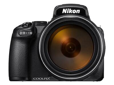 AU1548.55 • Buy NEW P1000-BLACK 09N-P1000-BLK NIKON DIGITAL COMPACT CAMERA COOLPIX P1000, BL.d.