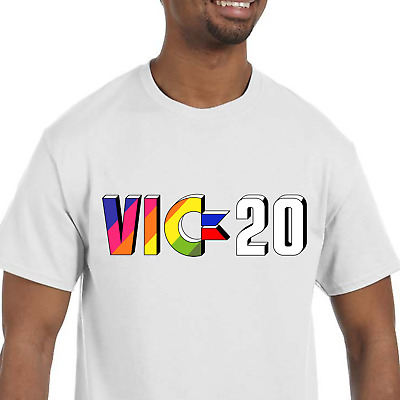 £13.66 • Buy Commodore VIC-20 T-Shirt NEW *Pick Your Color & Size* 64 128 Amiga Computer BBS