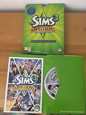 The Sims 3 Ambitions PC Commemorative Edition  • 8£