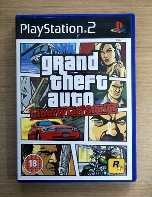 £4.99 • Buy Grand Theft Auto: Liberty City Stories Sony PlayStation 2 PS2 FREE P&P