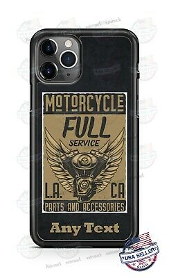 £10.58 • Buy Motorcycle Parts And Accessories Custom Phone Case For IPhone Samsung Google LG