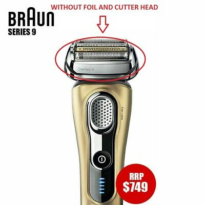 AU249 • Buy Braun Series 9 Electric Shaver  Wet & Dry Trimmer Rechargeable 9299s: Main Unit
